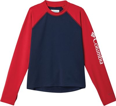 Columbia Youth Sandy Shores LS Sunguard Top