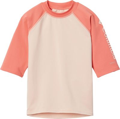 Columbia Youth Sandy Shores SS Sunguard Top