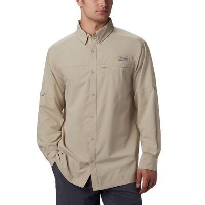 Columbia Men's Grander Marlin Woven LS Shirt