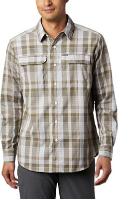 Columbia Men's Silver Ridge 2.0 Plaid LS Shirt