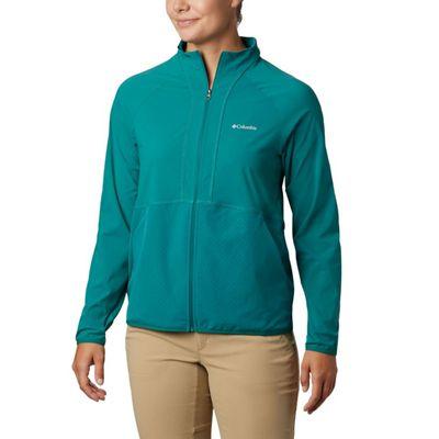 Columbia Women's Bryce Peak Perforated Full Zip Jacket