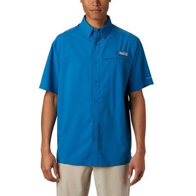 Columbia Men's Grander Marlin Woven SS Shirt