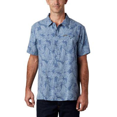 Columbia Men's Lakeside Trail SS Shirt