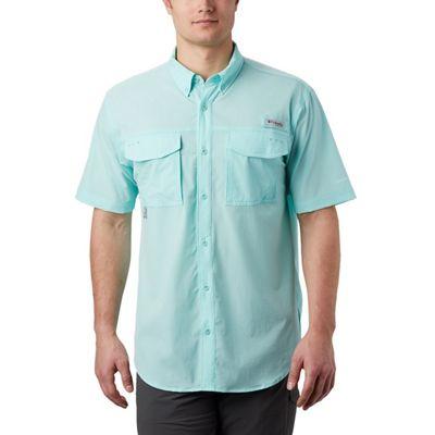 Columbia Men's Permit Woven SS Shirt