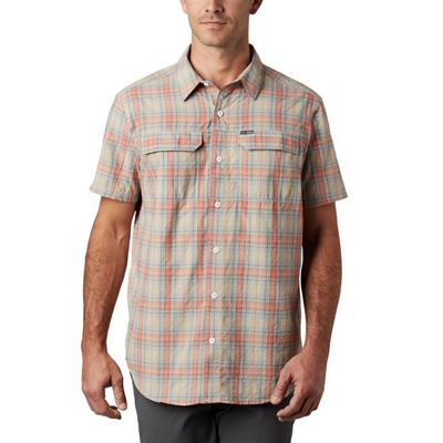 Columbia Men's Silver Ridge SS Seersucker Shirt
