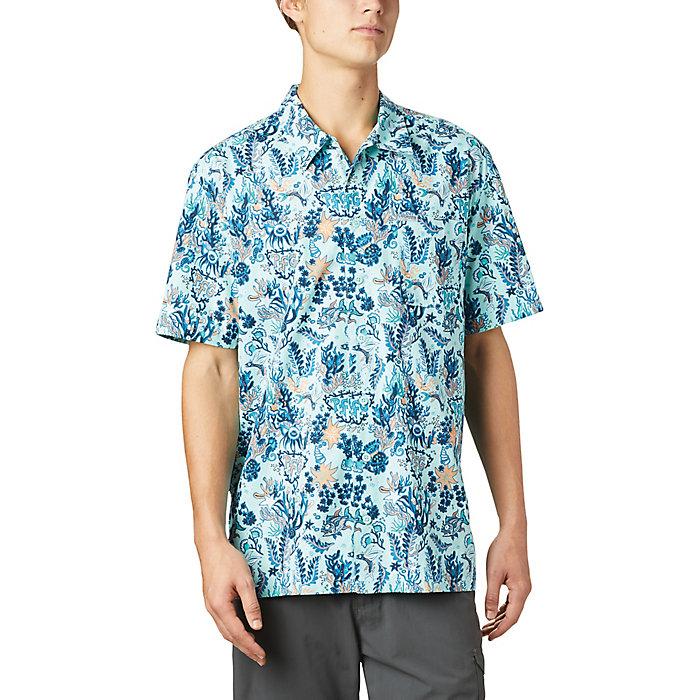 Columbia Mens Trollers Best SS Shirt