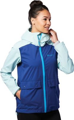 Cotopaxi Women's Parque Stretch Rain Shell Jacket