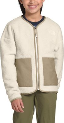 The North Face Girls' Camplayer Fleece Cardigan