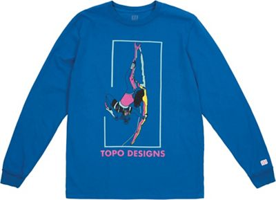 Topo Designs Men's Climber LS Tee