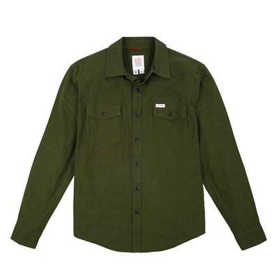 Topo Designs Men's Mountain Lightweight Shirt