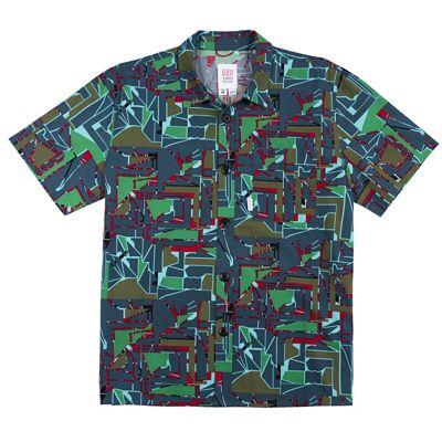 Topo Designs Men's Tour Geo Shirt