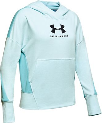 Under Armour Girls' Sportstyle Terry Hoodie
