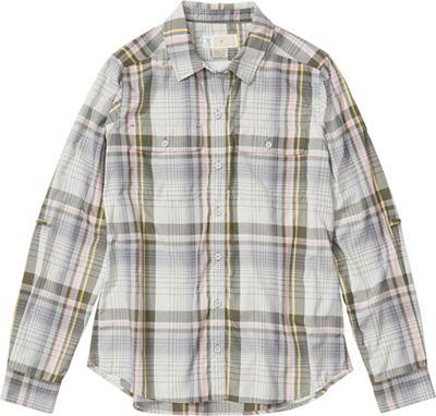 ExOfficio Women's BugsAway Breccia LS Shirt
