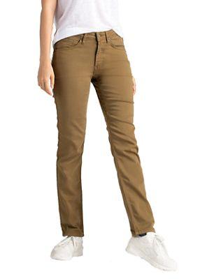 DU/ER Women's No Sweat Slim Straight Pant