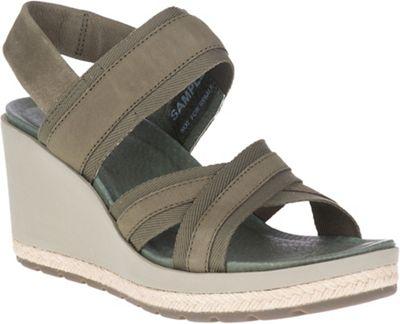 Merrell Women's Kaiteri Wedge Strap Sandal