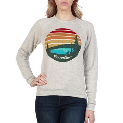 Moosejaw Women's Irish Coffee Crew Neck Sweatshirt