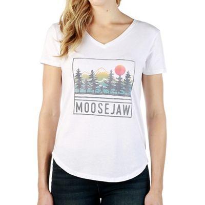 Moosejaw Women's Quiche Flowy V-Neck SS Tee