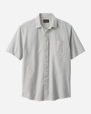 Pendleton Men's Kay Street SS Fitted Stripe Shirt