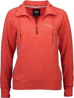 Mons Royale Women's Covert Lite 1/2 Zip Top