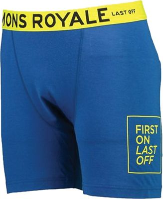 Mons Royale Men's Hold 'em Boxer