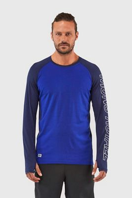 Mons Royale Men's Temple Tech LS Top
