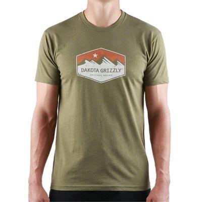 Dakota Grizzly Men's Mountain Star T-Shirt