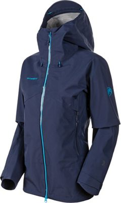 Mammut Women's Crater HS Hooded Jacket