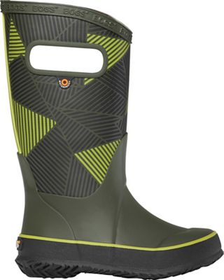 Bogs Kids' Big Geo Rainboot