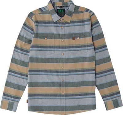 HippyTree Men's Basalt Flannel