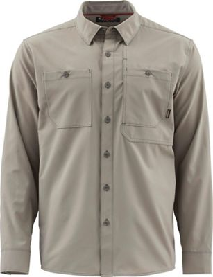 Simms Men's Double Haul LS Shirt