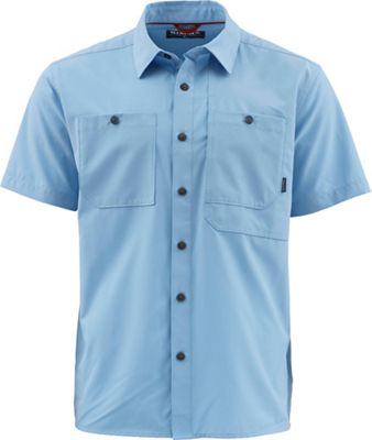 Simms Men's Double Haul SS Shirt