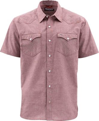 Simms Men's No Tellum SS Shirt