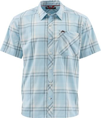 Simms Men's Outpost SS Shirt