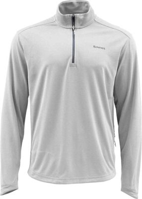 Simms Men's SolarFlex Plus Half Zip