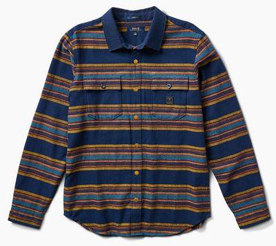 Roark Men's Lightweight Nordsman Cotton Shirt