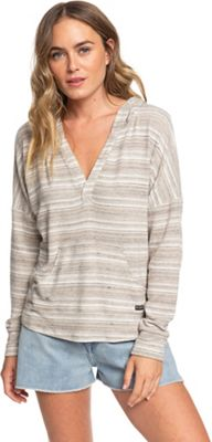 Roxy Women's Sweet Thing Heather Stripes Top