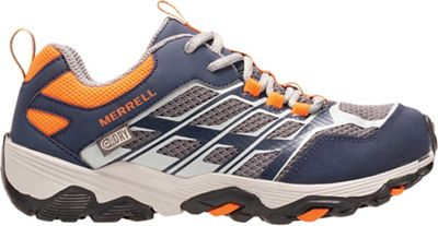 Merrell Youth Moab FST Low Waterproof Boot