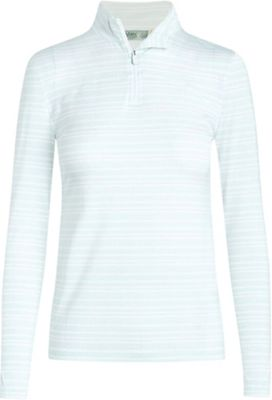 Tasc Women's Energy Fitted Quarter Zip Top