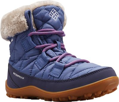 Columbia Youth Minx Shorty Omni-Heat WP Boot