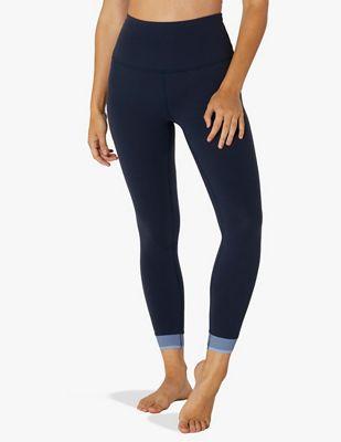 Beyond Yoga Women's Crossed For Words High Waisted Midi Legging