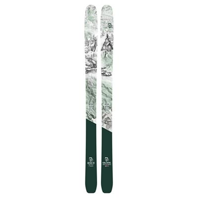 Icelantic Men's Natural 19/20 101 Skis