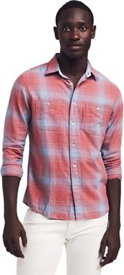 Faherty Men's Beach Twill Shirt
