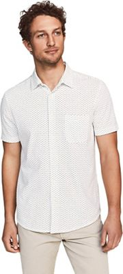 Faherty Men's Knit Coast SS Shirt