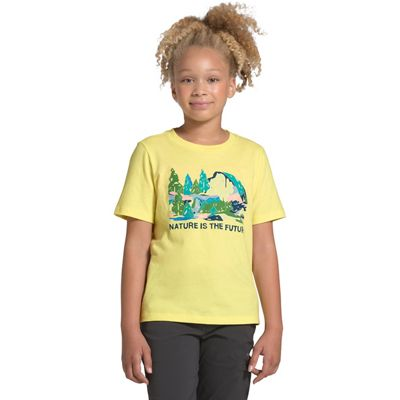 The North Face Girls' Graphic SS Tee