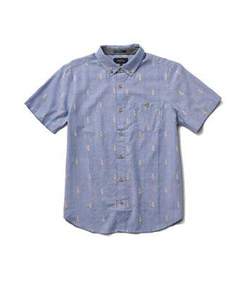 Roark Men's Ikat Dobby Shirt
