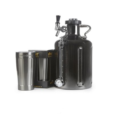Growlerwerks uKeg 128oz & uPint Bundle