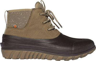 Bogs Women's Classic Casual Lace Leather Boot