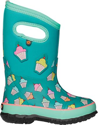 Bogs Youth Classic Design A Boot - Cupcakes