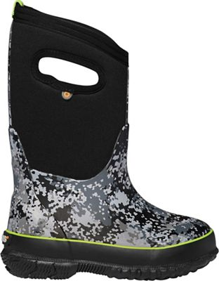 Bogs Kids' Classic Micro Camo Boot