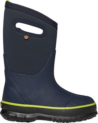 Bogs Kids' Classic Texture Solid Boot
